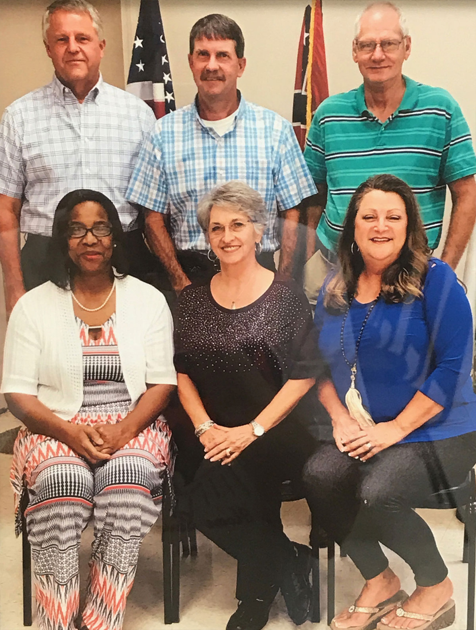 Purvis City Council